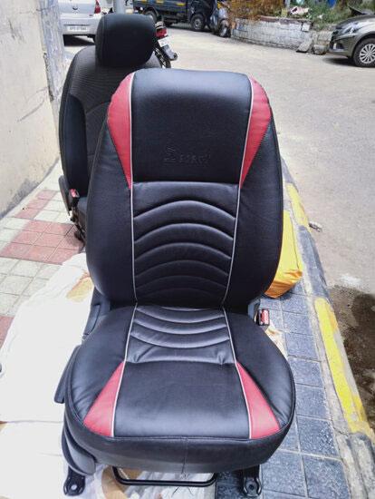 Car accessories for Hyundai Creta.